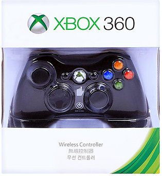 XBox 360 Wireless Gaming Controller