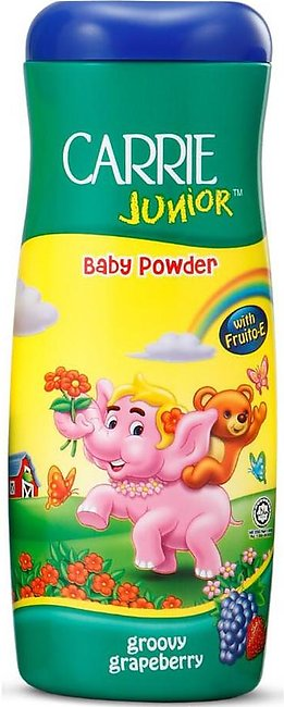 CARRIE JUNIOR BABY POWDER GROOVY GRAPEBERRY 280GM