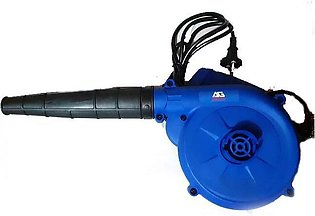 Pure Copper Winding Portable Electric Blue Air Blower  With Dust Bag