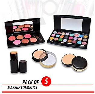 PACK OF 5 MAKEUP COSMETICS (CODE: LC-2104)