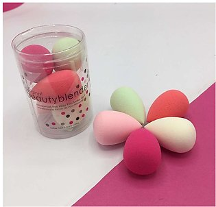 Pack Of 5 Small Beauty Blender for Makeup