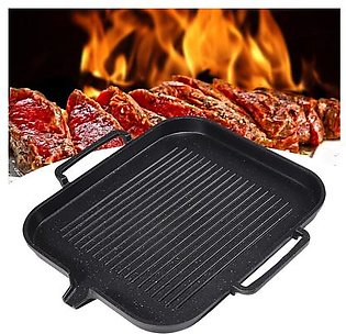 NEW Copper Chef Grill Pan Nonstick 12 Inch Stove Oven Steak Gas Kitchen Cookware