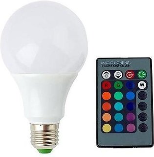 Remote Controlled Led Bulb