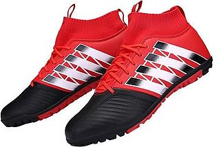 Football Shoes Broken Nail Anti-skid Soccer Boots Sports Training Sneakers