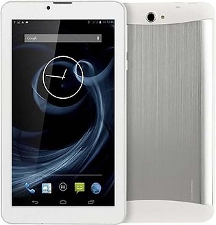 """Kids 7"""" Inch Screen Android Tablet Pc - White"""