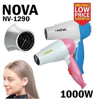 Nova Fordable Hair Dryer Mini
