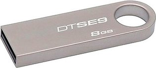 Data Traveler USB - DTSE9 - 8GB - Silver