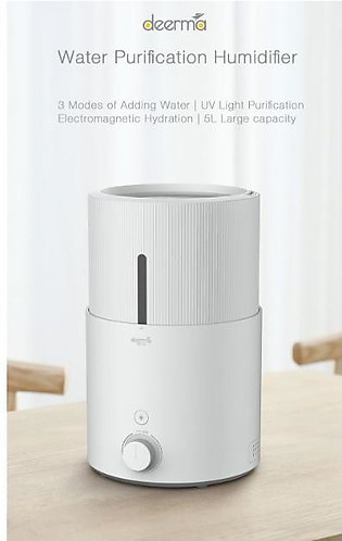 Xiaomi Youpin Deerma Water Purification Humidifier 5L Water Capacity 12 Hours...