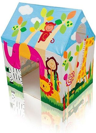 Tent House For Kids - Multicolor