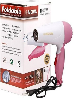 Foldable Professional Nova Hair Dryer