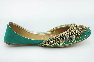 Milli Shoes-Ladies Fancy Khussa Art.7795