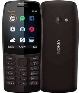 N 210 - 2.4   - 16MB RAM- Dual SIM -Camera with Flash