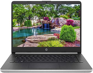 HP 14-DQ1037WM Laptop 10th Gen Core i5, 4GB, 128GB SSD, 14.0  HD, Windows 10,...