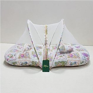Amazing Baby Bed With Mosquito Net