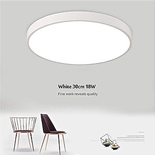 12W-36W Round LED Ceiling Modern Light Living Room Fixture Lamp 3 Color