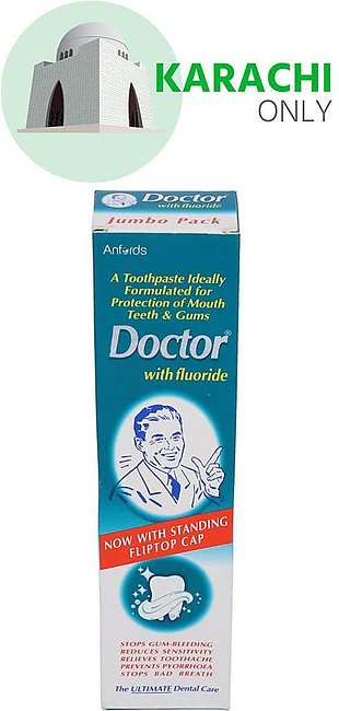 Anfords Doctor Toothpaste Jumbo 150g