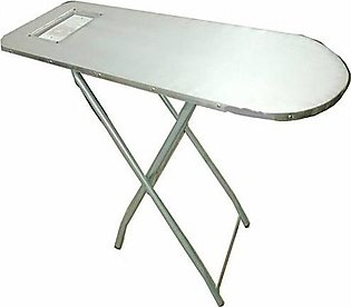 Foldable iron stand silver - Smart
