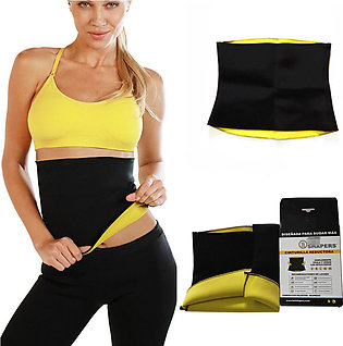 Neotex Black Hot Shapers Slimming Belt