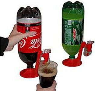 Fizz Saver Cold Drink Dispenser - No Drips Or Leakage - No Power Required