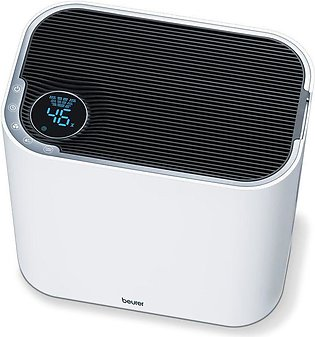 LR 330 - Comfort Air Purifier & Humidifier - White & Black