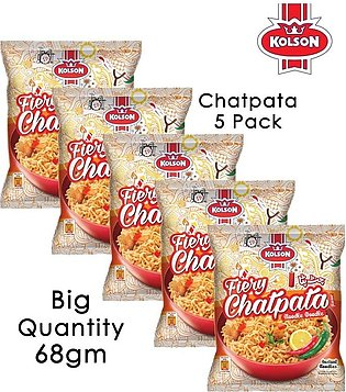 Pack of 5 - Noodle Doodle Chatpata