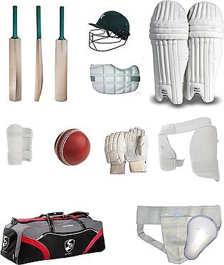 Complete Cricket Kit and All Cricket Accessories