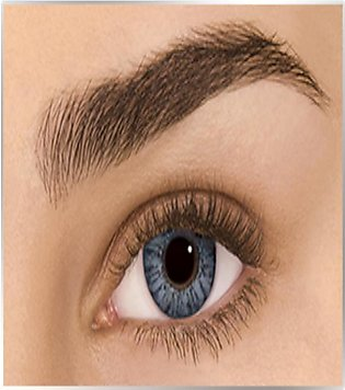 FreshLook - Sterling Grey - Plain - Contact Lenses Pair With KIT