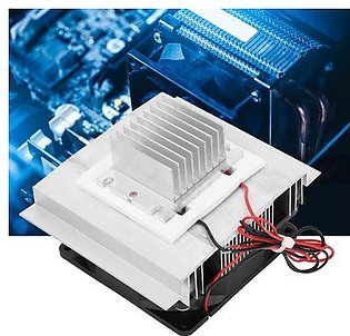 XD-35 Thermoelectric Peltier Plate Module Cooling System DIY Kit for Small Space Cooling