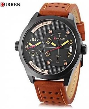 Curren Two time mens Watch
