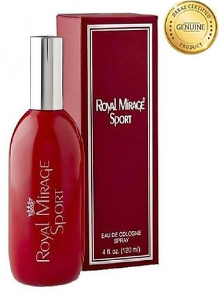 Roy*al Mirage Sport Red Perfume