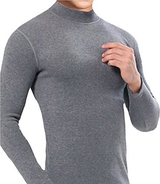 Estima Men Thermal Underwear Double Layer Thickened High Neck Warm Fall Winter …