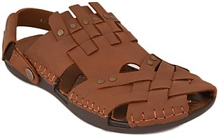 Urban Sole Tan Sandal Summer Collection - HZ-8106