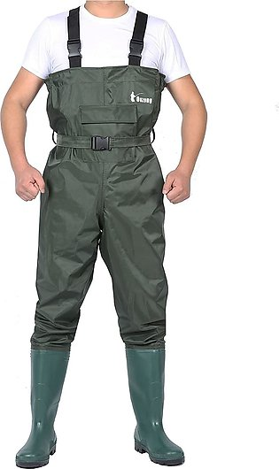 Fihing&Hnting Waterproof Insulated Chest Waders for Men and Women