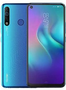 Tecno Camon 12 Air - 6.55 Inches - 4GB RAM - 64GB ROM - Punch Hole Camera