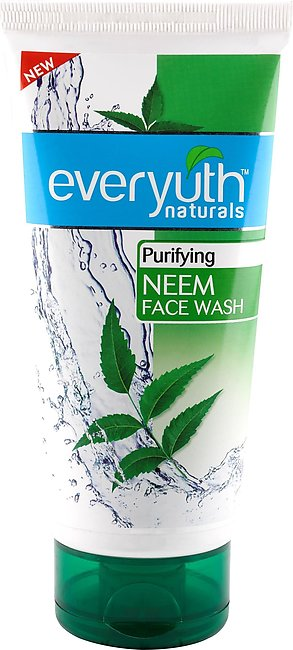 Everyuth Naturals Purifying Neem Face Wash 50g