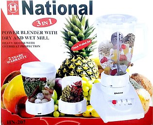 NATIONAL 3 IN 1 BLENDER