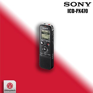 Sony ICD-PX470 Digital Voice Recorder