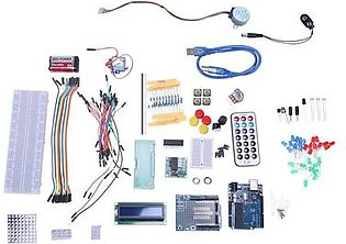 Upgraded Advanced Version Basic Starter Kit For Agoal Compatible With Arduino Uno R3