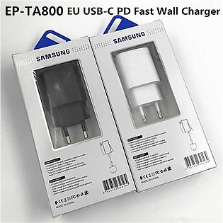 SAMSUNG SUPER FAST 25 WATT PD QUICK  WALL CHARGING  CHARGER FOR SAMSUNG GALAXY …