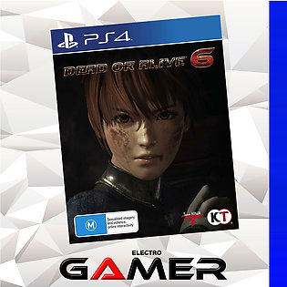 Ps4 Dead or Alive 6 PS4 Games PlayStation 4 Games