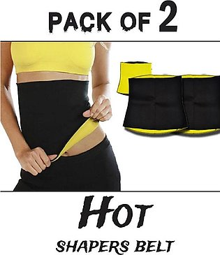 Pack Of 2 Hot Shapers Belt