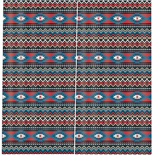 Few Ethnic Patterns 170X200CM Window Curtains for Home Bedroom Decoration