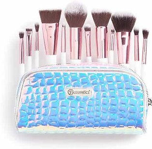 Pack of 12 Brushes Professional Makeup Cosmetic Brush Set 12 Piece