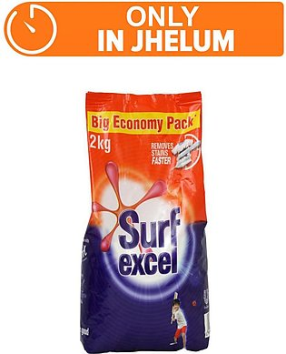 SURF EXCEL DETERGENT 2 KG (One day delivery in Jhelum)