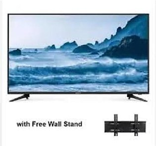 55 inch Slim LED TV With Free Wall Stand-Wifi Controlled-Smart LED TV