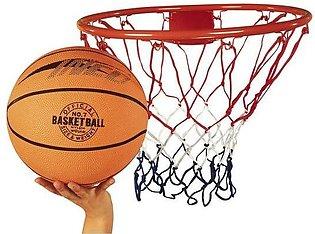 Pack of 3 basketball ring net