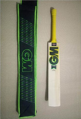 Cricket English Wilow Hardball Bat with Bag Cover