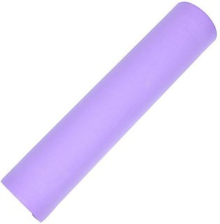 XINQIUS 6mm Thick Non-slip Fitness Pilates Yoga Mat Pad(purple)173*61cm
