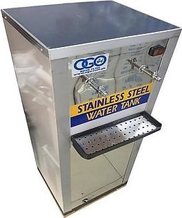 Electric Water Cooler 40 Ltrs Model -730 - Silver