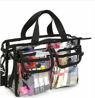 Roll N Go Cosmetic Bag, Hanging Roll-Up Make Up Organizer, Travel Bag, Womens M…